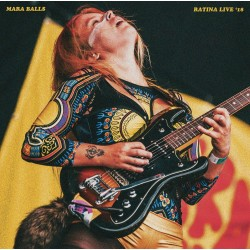 Mara Balls: Ratina Live ´18 (CD)