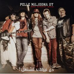 """Pelle Miljoona Oy: Anna soihtusi palaa (12""""EP)"""