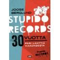 Stupido Records 30 vuotta (kirja)