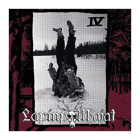 Lapinpolthajat: Lauluja Suomesta (LP)