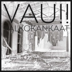 Vau!!: Valkokankaat (LP+CD)