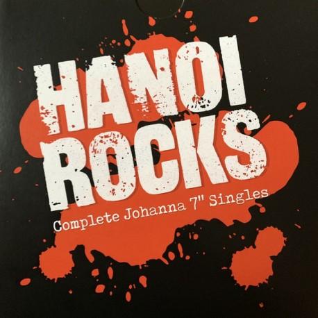 Hanoi Rocks: Complete Johanna 7″ Singles 1980-1984