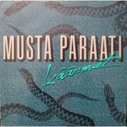 Musta paraati: Käärmeet (LP)