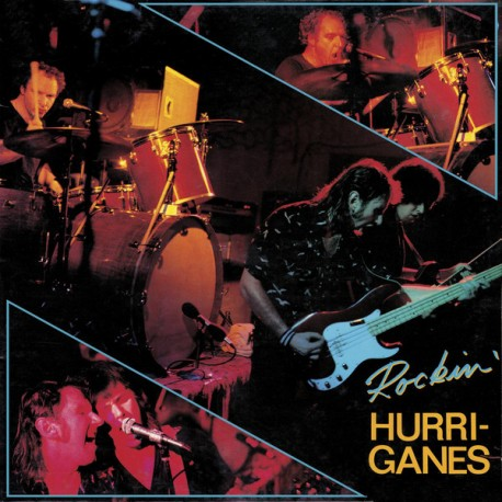 Hurriganes: Rockin' (red LP)