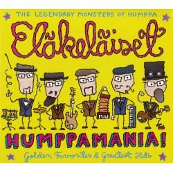 Eläkeläiset: Humppamania! (2xCD)