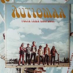 Autiomaa: Polta tämä kaupunki (LP+CD)