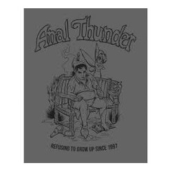 Anal Thunder Syndrome T-shirt