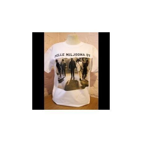 Pelle Miljoona OY white OY-shirt
