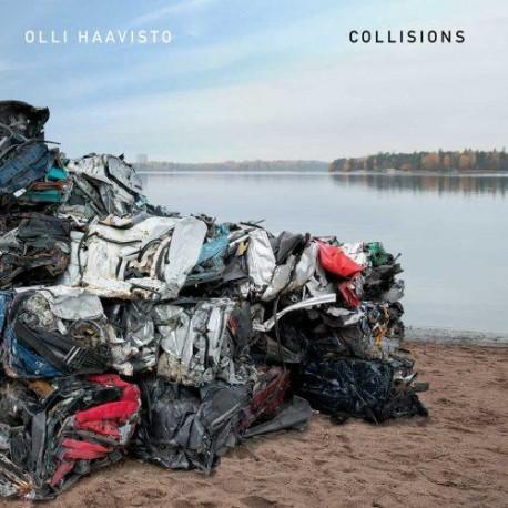 Olli Haavisto: Collisions (2LP)