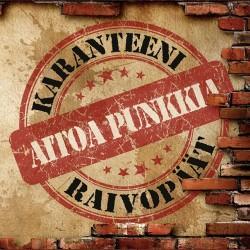 Karanteeni / Raivopäät : Aitoa punkkia
