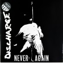Discharge: Never Again (grey LP)