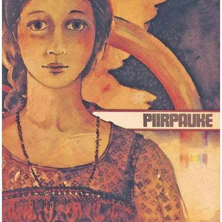 Piirpauke: Piirpauke (LP)