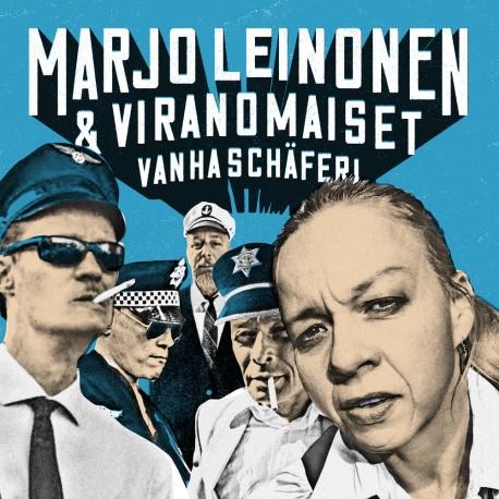 Marjo Leinonen & Viranomaiset: Vanha Schäferi (LP)