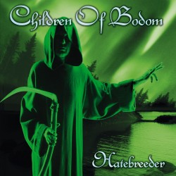 Children Of Bodom: Hatebreeder (2LP)