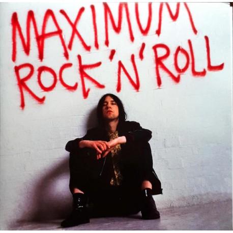 Primal Scream: Maximum Rock'N'Roll (2LP)