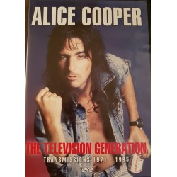 Alice Cooper: The Television Generation (DVD)