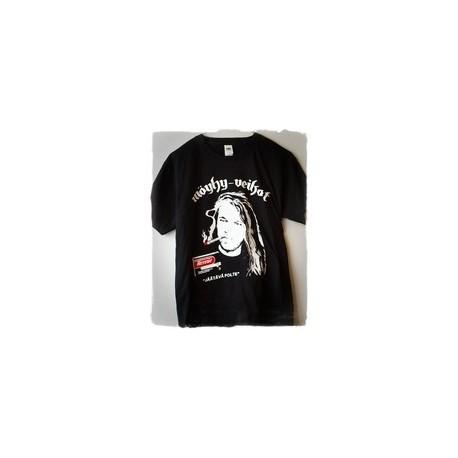 Möyhy-Veikot: Jäätävä Polte (T-shirt)