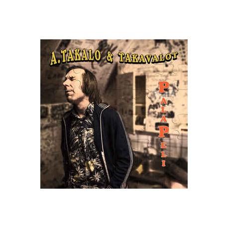 A. Takalo & Takavalot: Palapeli (LP)