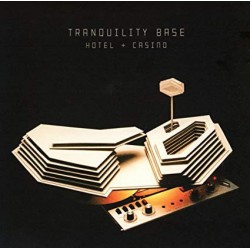 Arctic Monkeys: Tranquility Base Hotel & Casino (clear LP)