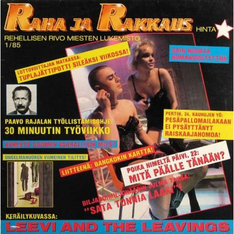 Leevi And The Leavings: Raha Ja Rakkaus (LP)