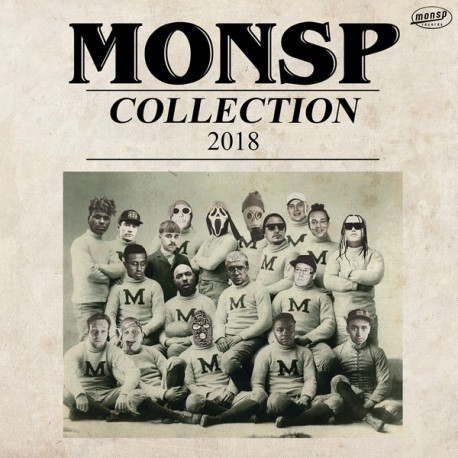 Various Artists: Monsp Collection 2018 (LP)