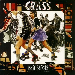 Crass: Best Before...1984 (2LP)