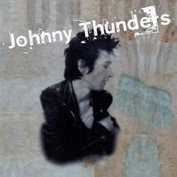 "Johnny Thunders: Critic's Choice (blue 10"")"