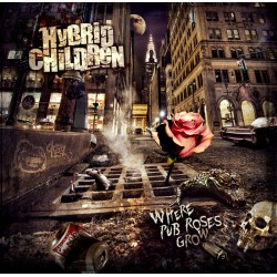 Hybrid Children: Where Pub Roses Grow (purple LP)
