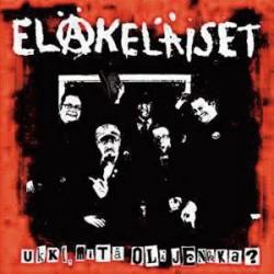 Eläkeläiset: Ukki, mitä oli jenkka? (CD)