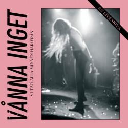 Vånna Inget: Vi Tar Alla Minnen Härifrån (pink LP+book)