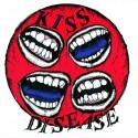 "Kiss Disease: Kiss Disease (7""EP)"