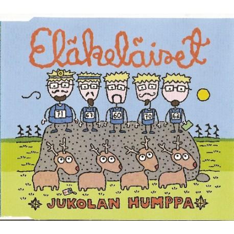 Eläkeläiset: Jukolan Humppa (CD)