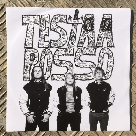 """Testaa Rosso: Testaa Rosso (7"""")"""