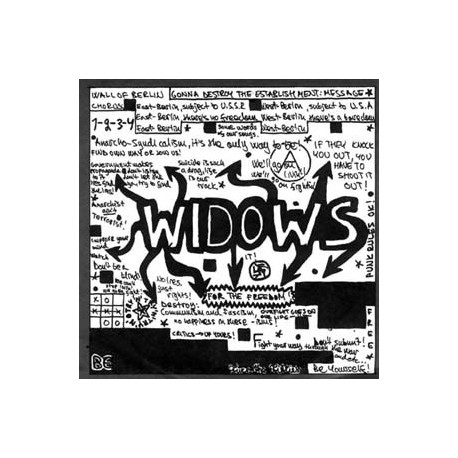 "Widows: Wall of Berlin (7"")"