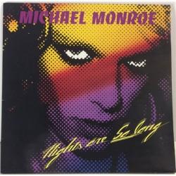 Monroe, Michael: Nights Are So Long (2LP)