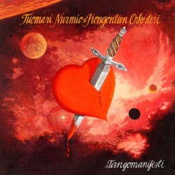 Tuomari Nurmio & Kongontien Orkesteri: Tangomanifesti (LP)