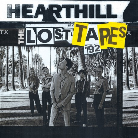 Hearthill:The Lost Tapes '92 (LP)