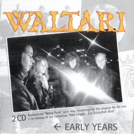 Waltari: Early Years (CD)