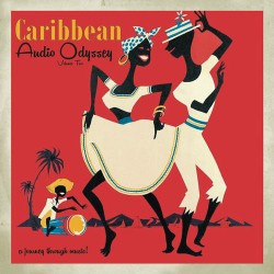 "Various Artists: Caribbean Audio Odyssey Volume Two (10"")"