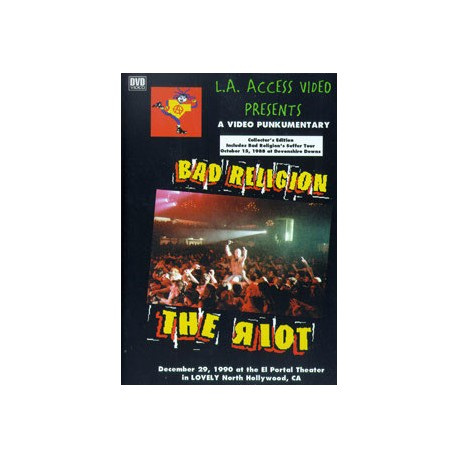 Bad Religion: The Riot (DVD)