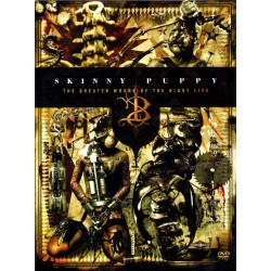 Skinny Puppy: The Greater Wrong Of The Right Live (2DVD)