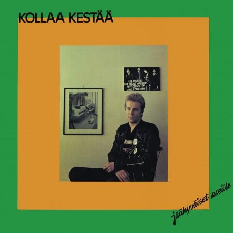 Kollaa Kestää: Jäähyväiset Aseille (LP)