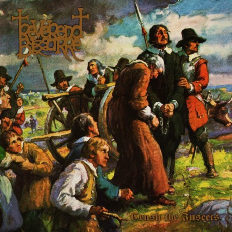 Reverend Bizarre: II: Crush The Insects (2LP)
