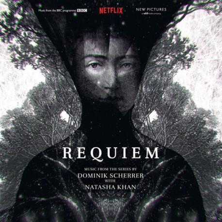 Dominik Scherrer & Natasha Khan: Requiem (violet LP)