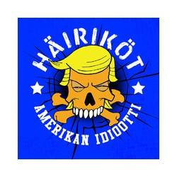 """Häiriköt: Amerikan idiootti (7"""")"""