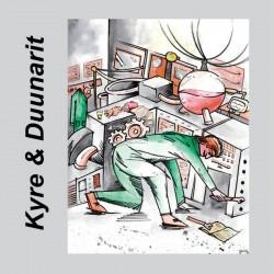 """Kyre & Duunarit: Automaatit (7""""EP)"""
