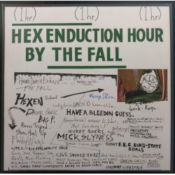 """The Fall: Hex Enduction Hour (3LP+7"""")"""