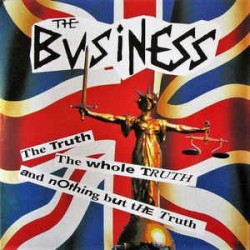 The Business: The Truth The Whole Truth And Nothing But The Truth (LP)