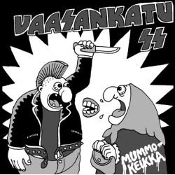 """Vaasankatu SS: Mummokeikka (7""""EP)"""