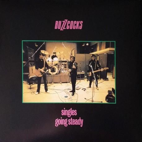 Buzzcocks: Singles Going Steady (purple LP)
